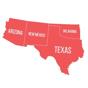 Southwestern States