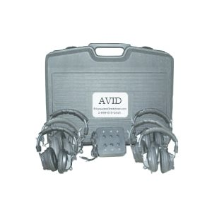 Avid Products Classroom Pack & Case Black 12Pk Box AE-808