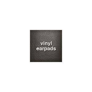 VINYL EARPADS