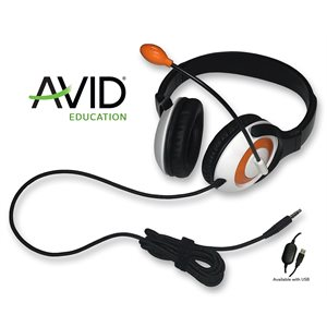 AVID AE-55 Black and Orange USB