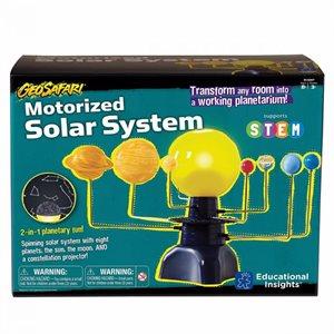 GeoSafari® Motorized Solar System  (this will replace EI-5237)