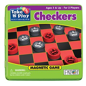 Take 'N' Play Anywhere Checkers