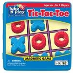Take 'N Play  Anywhere Tic Tac Toe Magnetic Game
