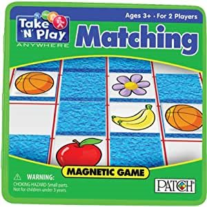 Take and Play Matching