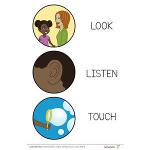 Look-Listen-Touch