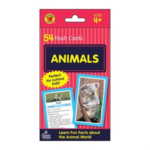 Animals Flash Cards Grade PK-3