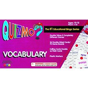 Quizmo Vocabulary Card