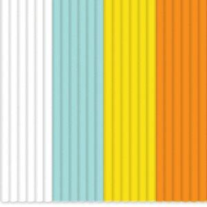 3Doodler Start: Mixed Pack #1 (White, Mint, Yellow, Orange)