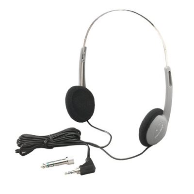 Hamilton Audio Visual: Personal Stereo / Mono Headphones