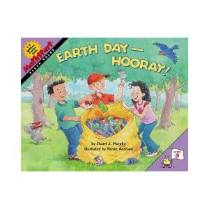 Earth Day--Hooray! Place Value