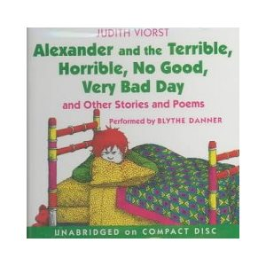 CD-Alexander and the Terrible, Horrible, No Good, Very Bad Day