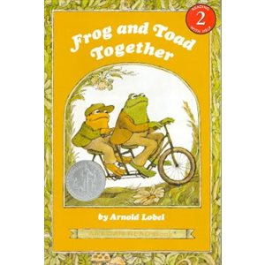 CD-Frog and Toad Together Book and CD - Audio (Common Core Exemplar)