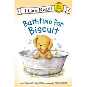 CD-Bathtime for Biscuit Book and CD Bathtime for Biscuit Book and CD
