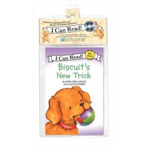 CD-Biscuit's New Trick Book and CD Biscuit's New Trick Book and CD