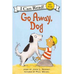 CD-Go Away, Dog Book and CD Go Away, Dog Book and CD
