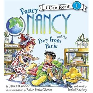 CD-Fancy Nancy and the Boy from Paris (Book and CD)