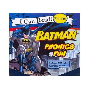 Batman Phonics Fun