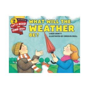 What Will the Weather Be?