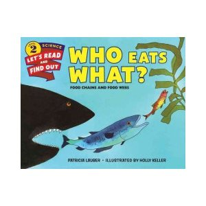 Who Eats What? Food Chains and Food Webs