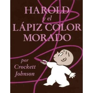 Harold y el lápiz morado (Harold And The Purple Crayon)