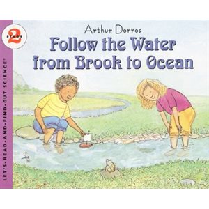 Follow the Water from Brook to Ocean (Common Core Exemplar)