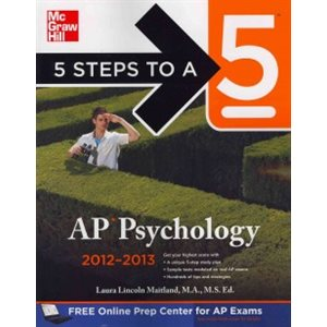 AP Psychology, 2012-2013