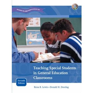 Teaching Special Needs Students in General Education Classrooms (7th Edition)-disc