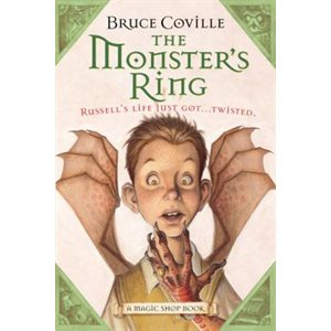 The Monster's Ring A Magic Shop Book