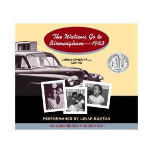 The Watsons Go to Birmingham - 1963 CD