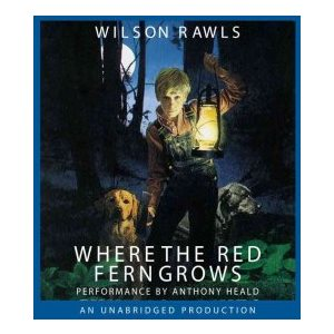 Where the Red Fern Grows CD