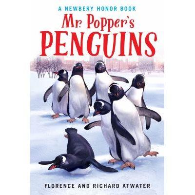 Mr Poppers Penguin