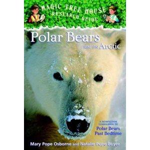 Polar Bears and the Arctic: A Nonfiction Companion to Polar Bears Past Bedtime