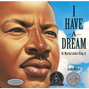 I Have a Dream (Book & CD) Dr. Martin Luther King, Jr.