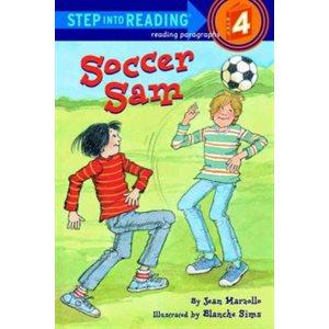 Soccer Sam A Step 4 Book