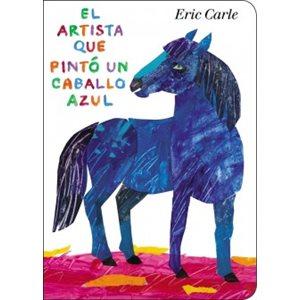 El artista que pinto un caballo azul (The Artist Who Painted a Blue Horse)