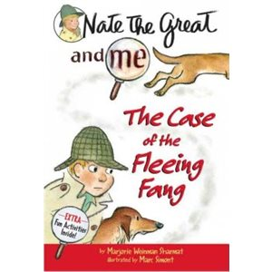 Nate the Great and Me: The Case of the Fleeing Fang