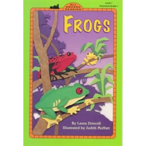 Frogs All Aboard Science Reader Station Stop 1
