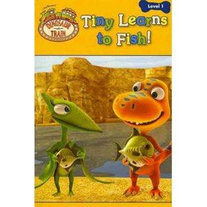 Tiny Learns to Fish! (Dinosaur Train)