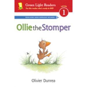 Ollie the Stomper (Reader)