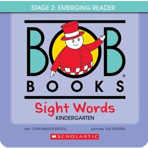BOB Books: Sight Words: Kindergarten Kindergarten