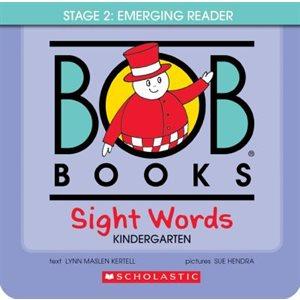BOB Books: Sight Words: Kindergarten Kindergarten