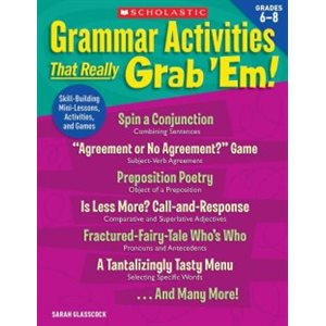 Grammar Activities That Really Grab 'em!