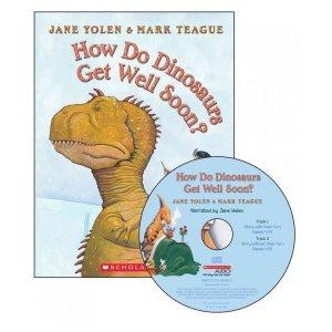 How Do Dinosaurs Get Well Soon? - Audio
