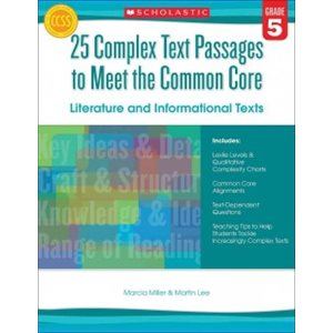 25 Complex Text Passages to Meet the Common Core  Grade 5