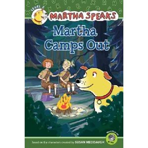 Martha Speaks: Martha Camp Out Reader