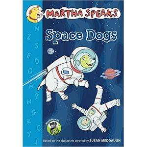 Martha Speaks: Space Dogs