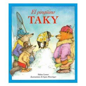 El pingüino Taky (Tacky The Penguin)