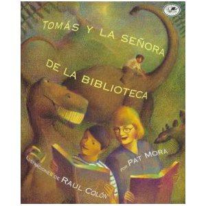 Tomas y la señora de la biblioteca (Tomas And The Library Lady)