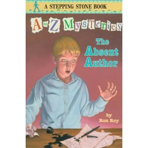 AZ Mysteries Absent Author