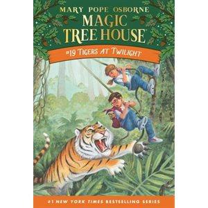 Magic Tree House #19: Tigers at Twilight